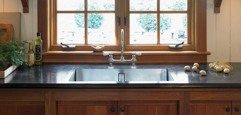 Undermount Sinks In Laminate Sims Countertops