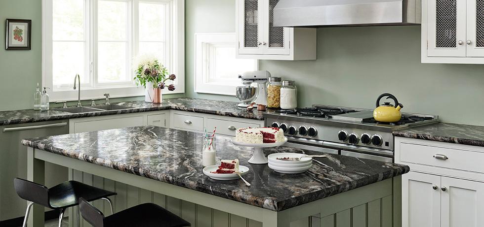 laminate kitchen countertops.  Laminate On Laminate Kitchen Countertops